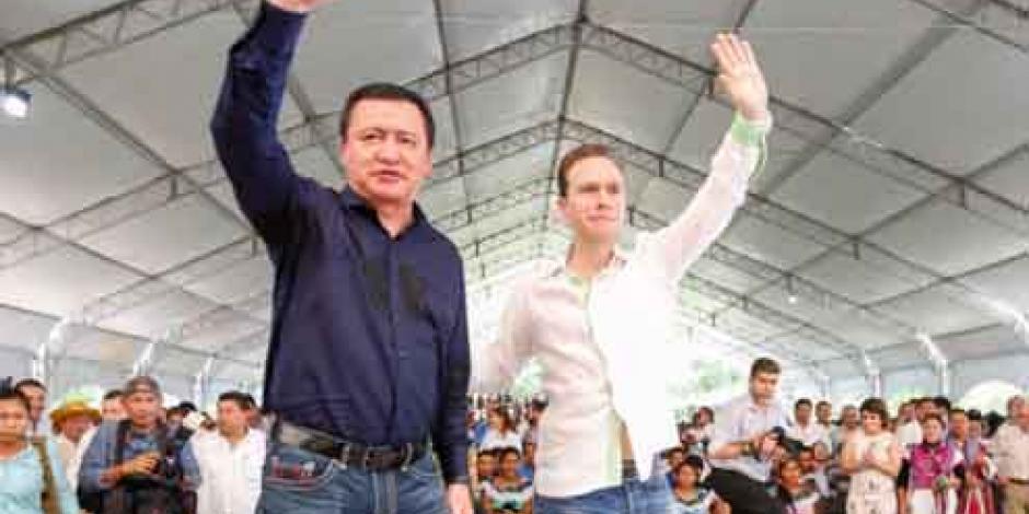 Cierran filas dependencias federales y gobierno de Chiapas, a favor de la seguridad