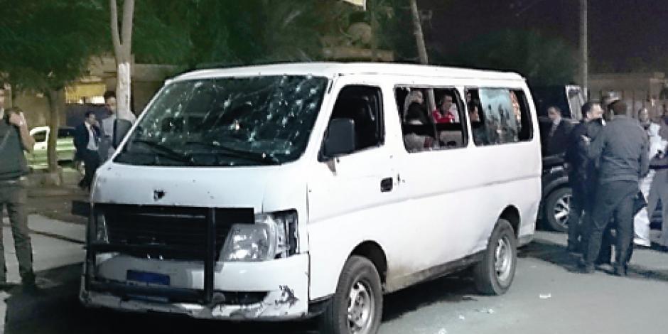 EI mata a 8 policías en El Cairo tras arresto de mujeres radicales