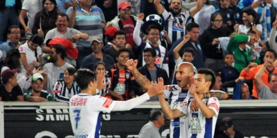 Pachuca quita del camino al León; ahora es finalista de la Liga MX