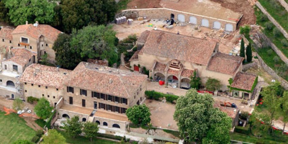 Angelina Jolie y Brad Pitt venden el castillo donde se casaron