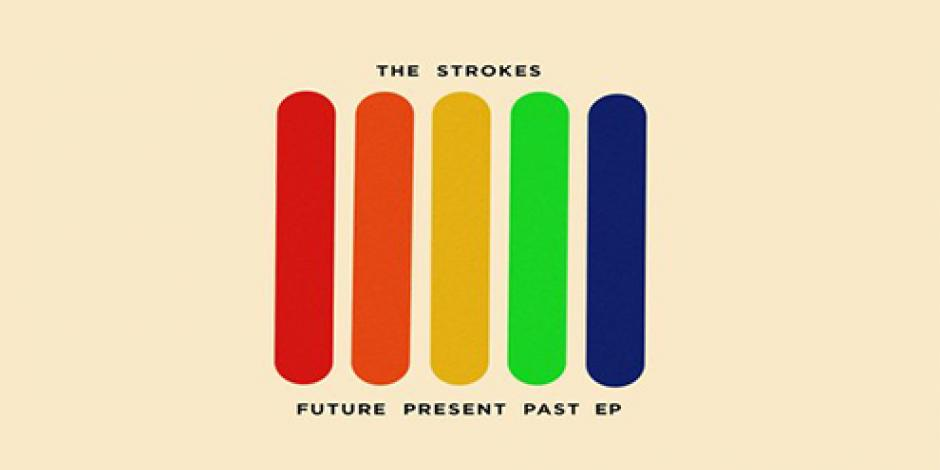The Strokes lanza el primer sencillo de su nuevo disco