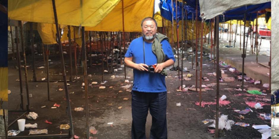Ai Weiwei visita la CDMX