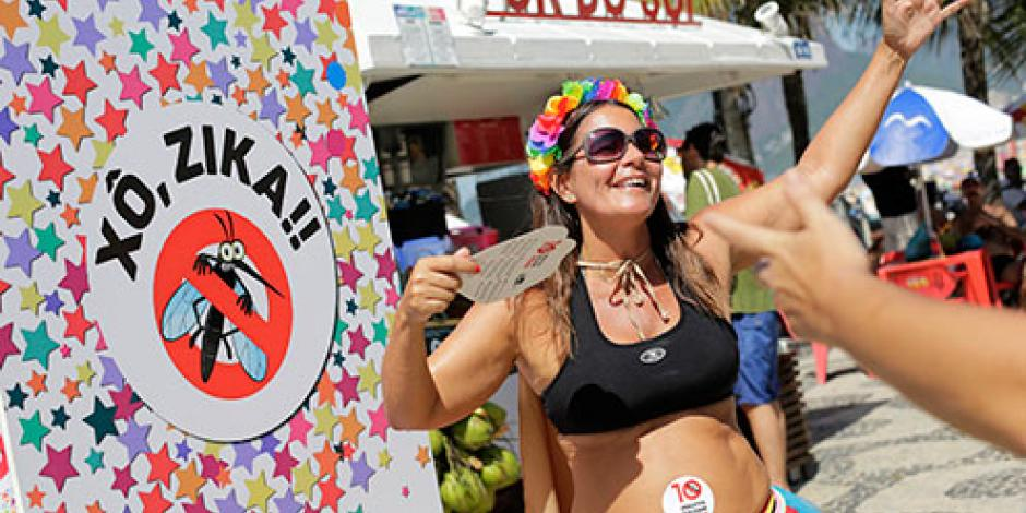 Usan Carnaval de Brasil en lucha contra el zika