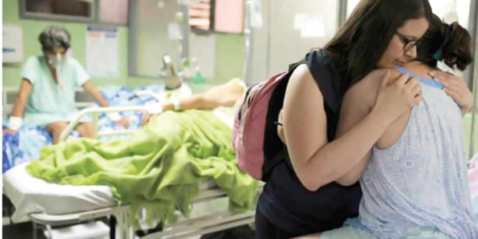 Huyen 13 mil médicos de Venezuela por falta de medicinas, mal sueldo, miedo...