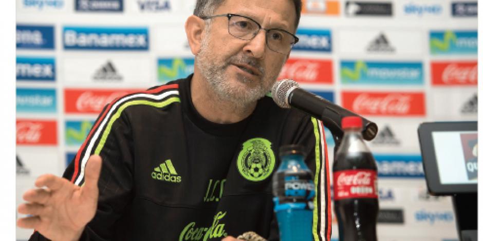 Osorio dice que está recuperado del 7-0