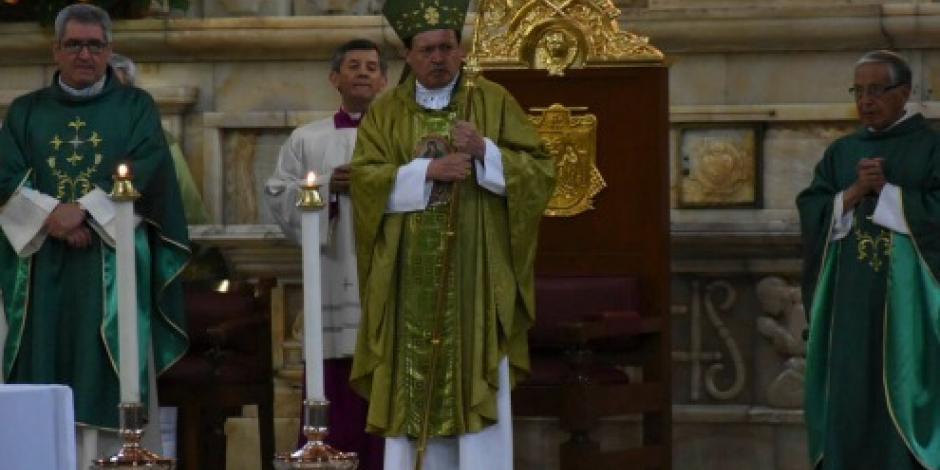 Rechaza Arquidiócesis participar en marcha contra bodas gay