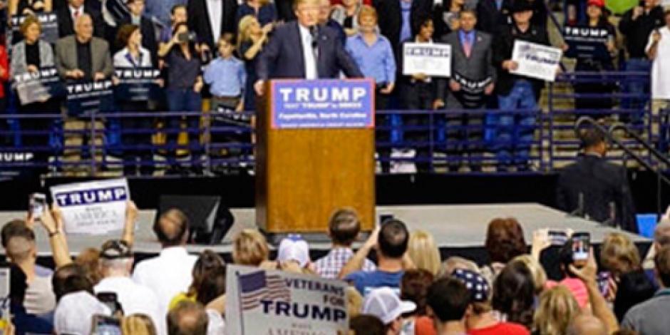 Trump se impone en primarias de Illinois, Florida y Carolina del Norte