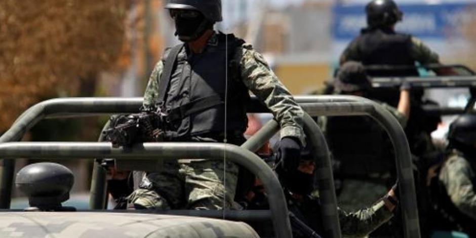Arrestan  a operador financiero del cártel del Golfo