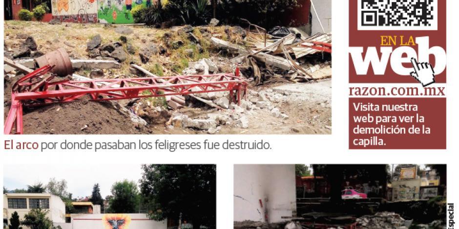 Norberto desiste y ya negocia con Tlalpan