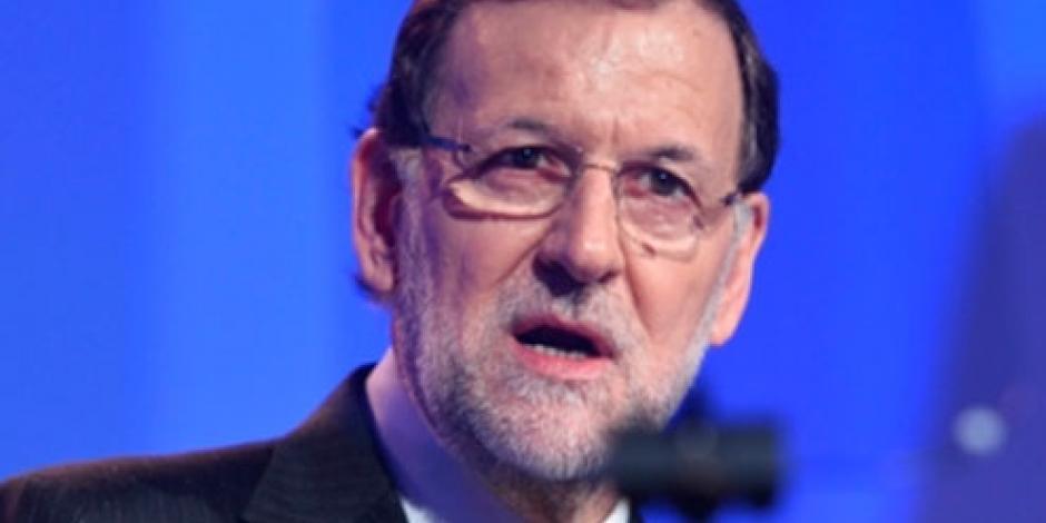 Iniciará debate de investidura en España con discurso de Rajoy