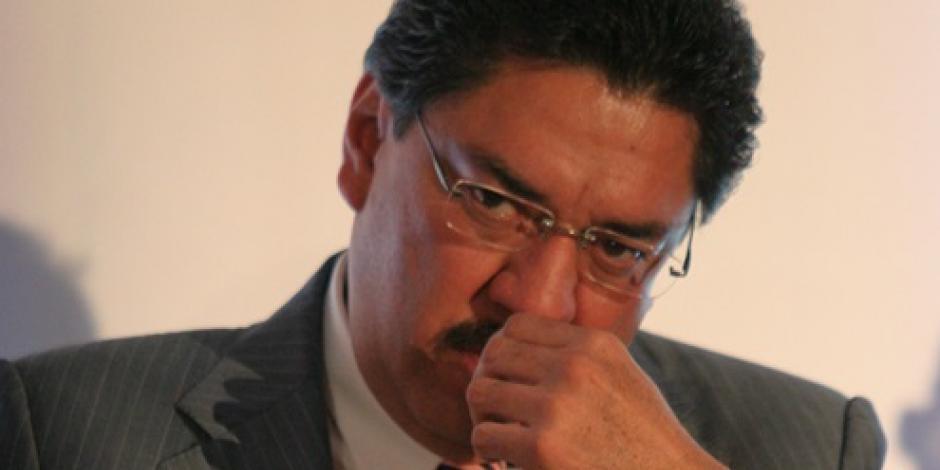 Ulises Ruiz pide a Enrique Ochoa no registrarse para dirigencia del PRI