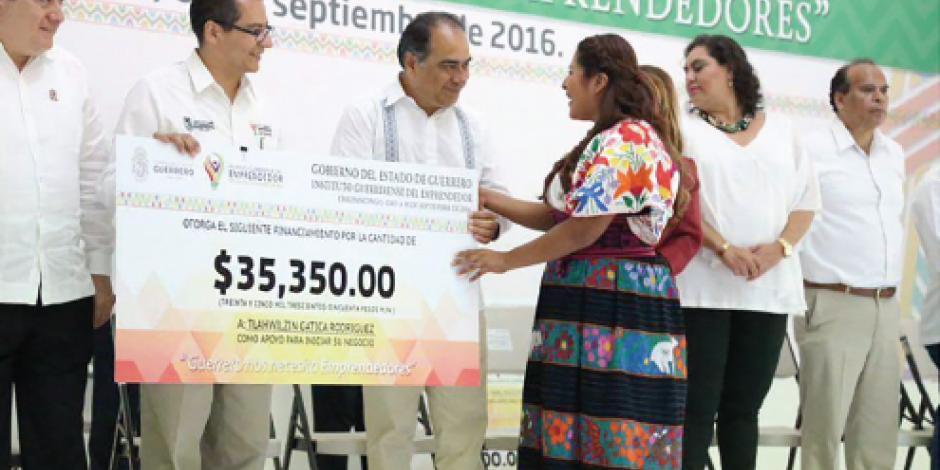 Guerrero impulsa proyectos