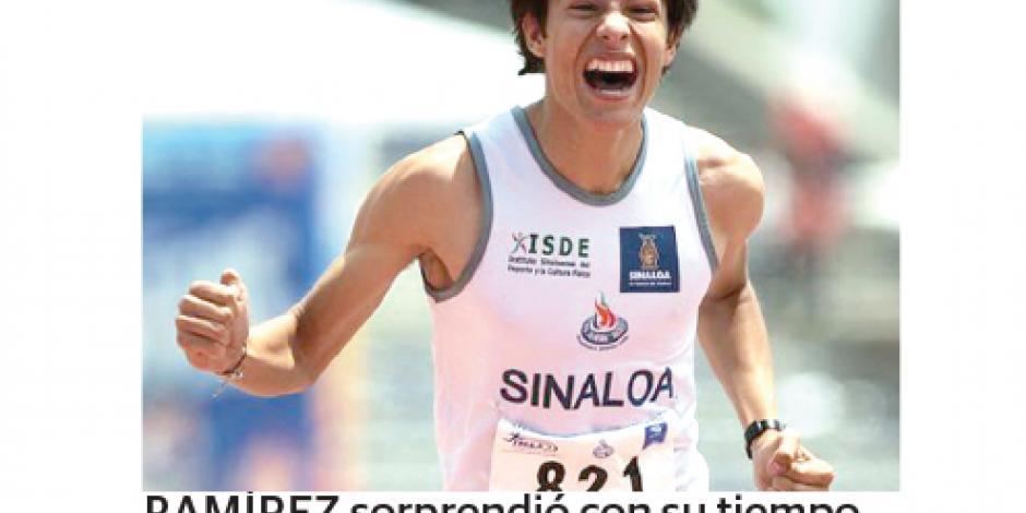 César Ramírez vence al reloj  y estará en Río