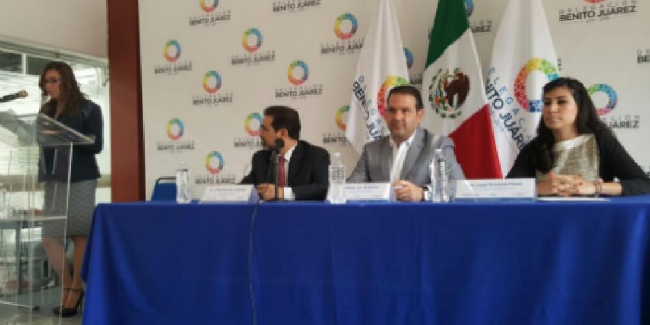 Ponen en marcha en la Benito Juárez Semana de la Salud Ósea
