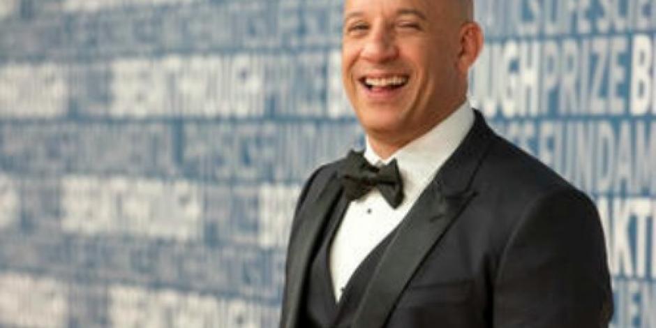 Vin Diesel visitará la CDMX por premier de su cinta