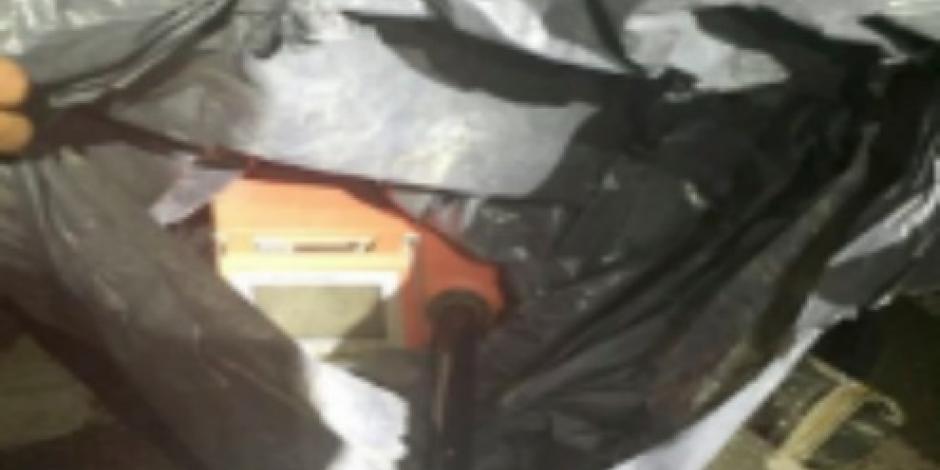 Recuperan fuente radiactiva robada en Sonora