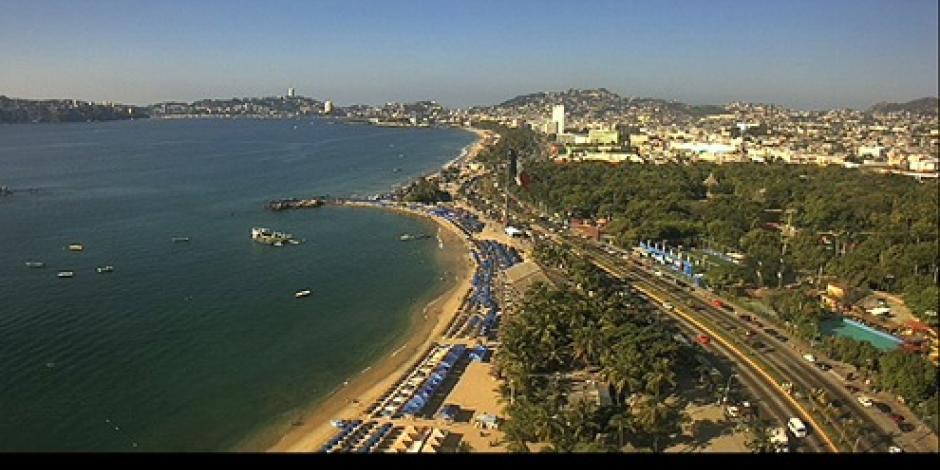 Se ocupan hoteles de la zona Dorada de Acapulco al 95.3%
