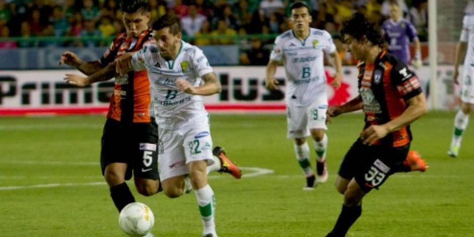 Sin hacerse daño, León y Pachuca concluyen ida de semifinales