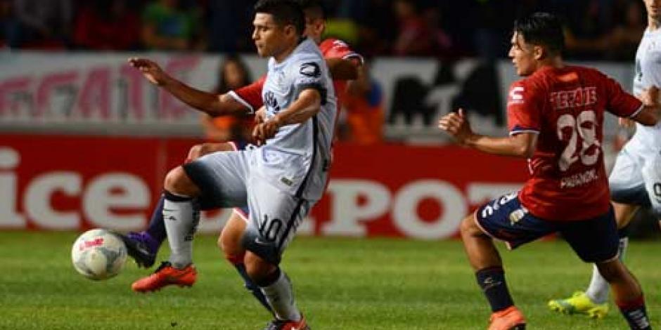Empatan Veracruz y América 1-1