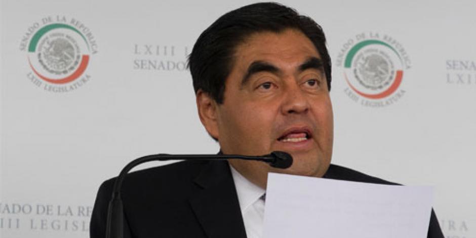 Barbosa confía en sacar en Senado leyes anticorrupción