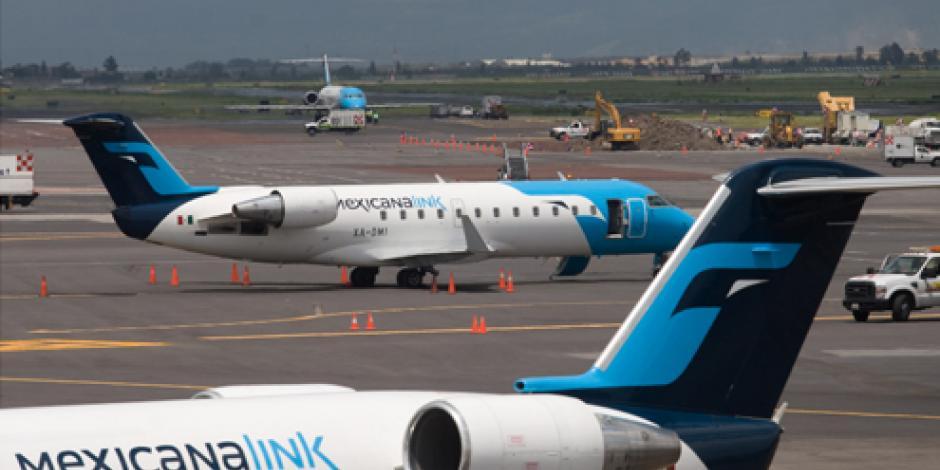 Queremos trabajar junto a la CDMX en terrenos del aeropuerto, señala SCT