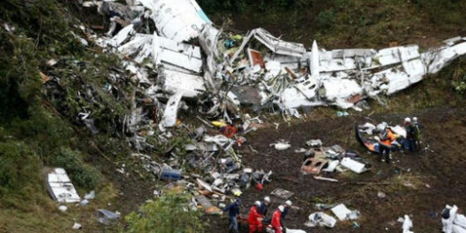 Bolivia aclara que Colombia tiene última palabra sobre accidente aéreo