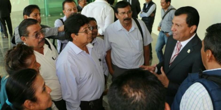 Seré el enlace entre la ciudadanía y el Gobierno de Oaxaca, asegura Samuel Gurrión
