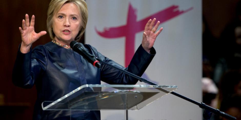 Clinton gana caucus en islas Marianas del Norte