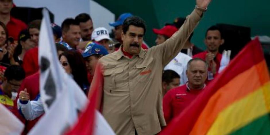 Entrega Venezuela presidencia de Mercosur a Argentina
