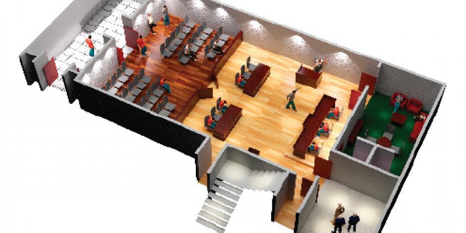 TSJ instala 130 salas para los juicios orales