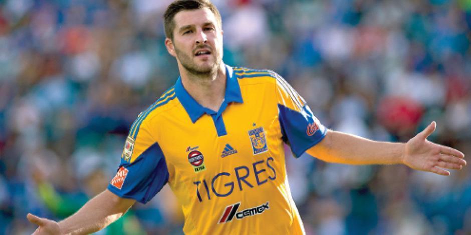 Monsieur Gignac, a la Euro 2016
