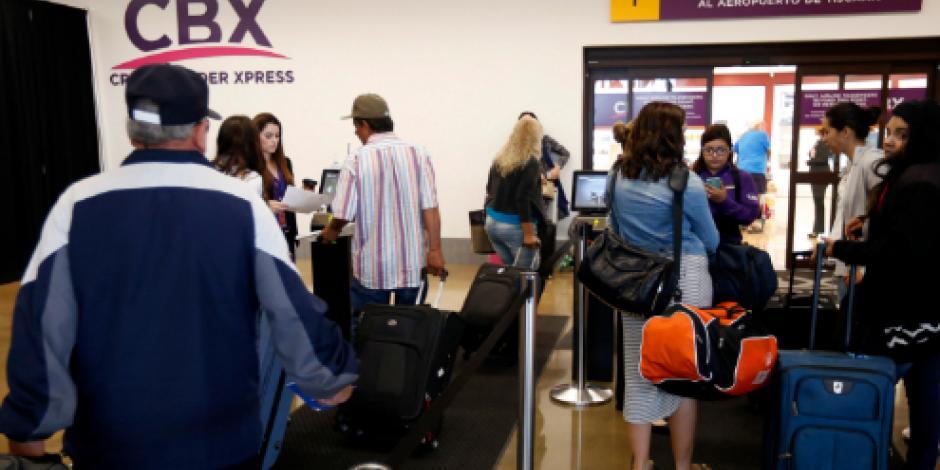 Aeropuertos cuentan con módulos de la Profeco