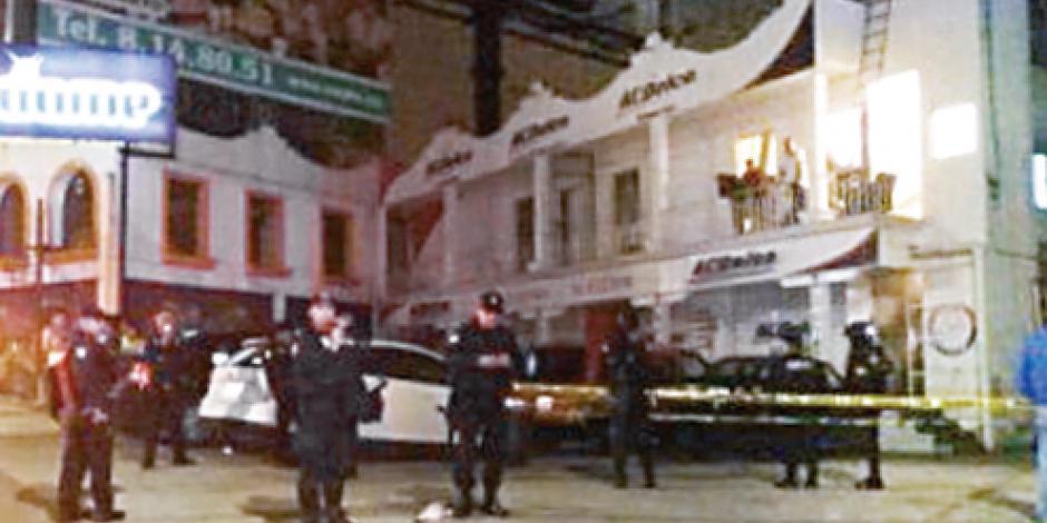 Atacan dos bares de  Veracruz; 6 muertos