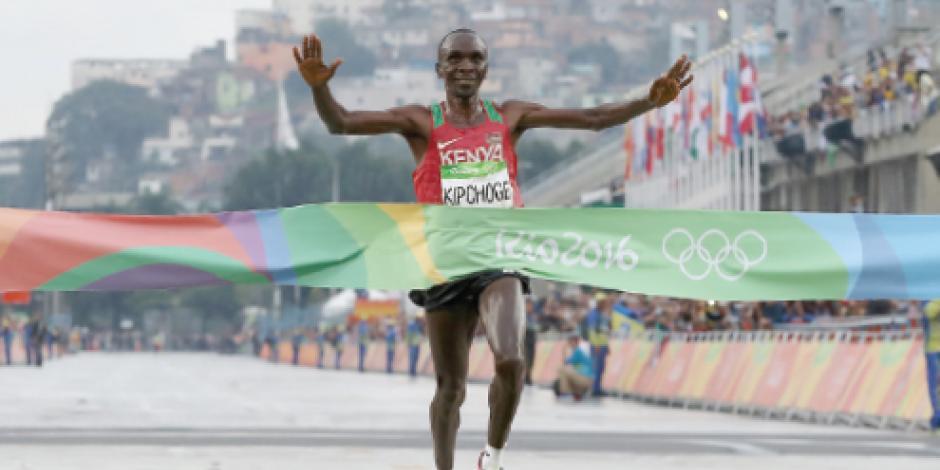 Kenia recupera el oro en maratón