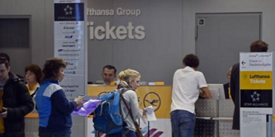 Lufthansa suspende sus vuelos a Venezuela