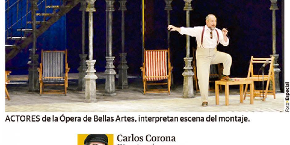 Estrenan obra que hizo Rossini para Carlos X