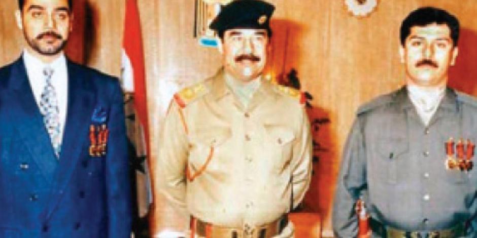 En las sombras de una bodega acabó  la vida de Saddam Hussein