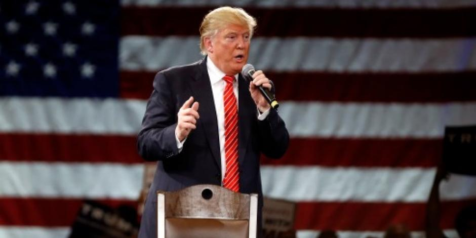 Líderes conservadores redoblan esfuerzos para frenar a Trump