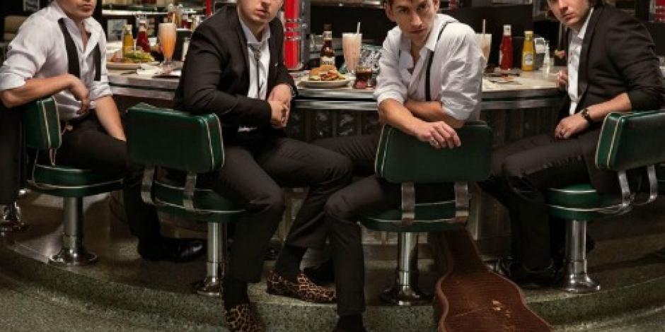Arctic Monkeys se reúnen para planear nuevo disco