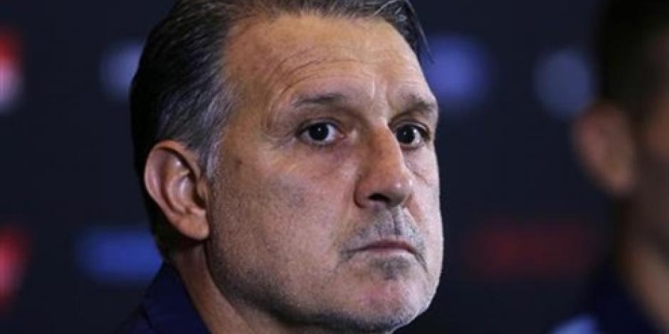 Tata Martino deja cargo como DT de Argentina