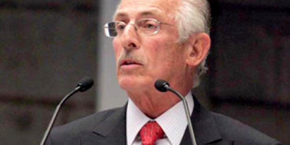 Fallece Luis Zárate, director de ICA