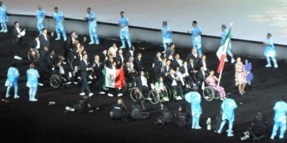 EPN desea éxito a delegación mexicana en Paralímpicos de Río