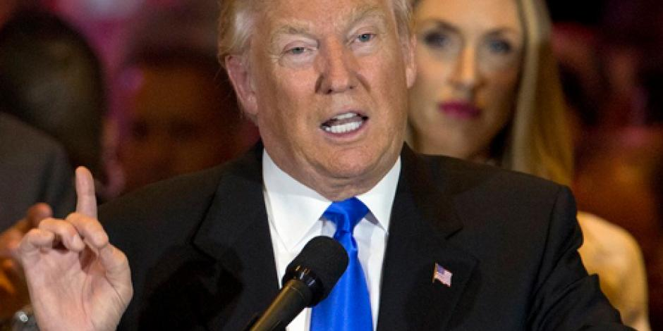 Prepara tu dinero, porque pagarás por el muro, responde Trump a Fox