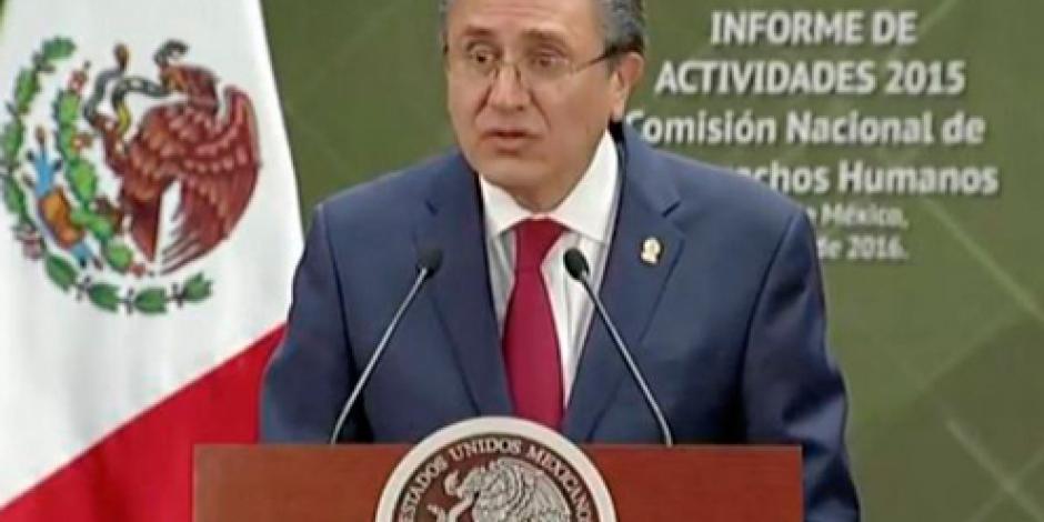 Necesario fortalecer investigaciones en caso Iguala, afirma CNDH