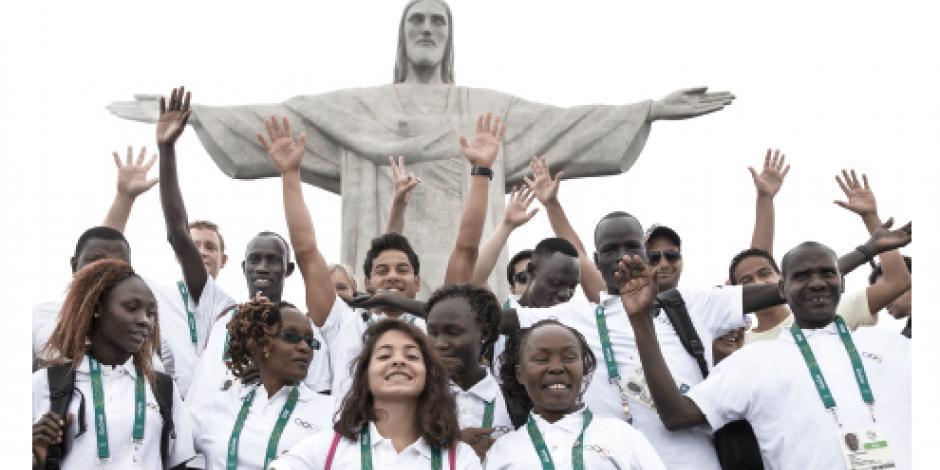 El espíritu indomable de los Juegos Olímpicos