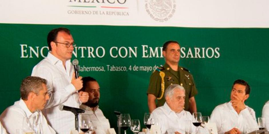 Zona económica en Tabasco y Campeche reactivará turismo, señala SHCP