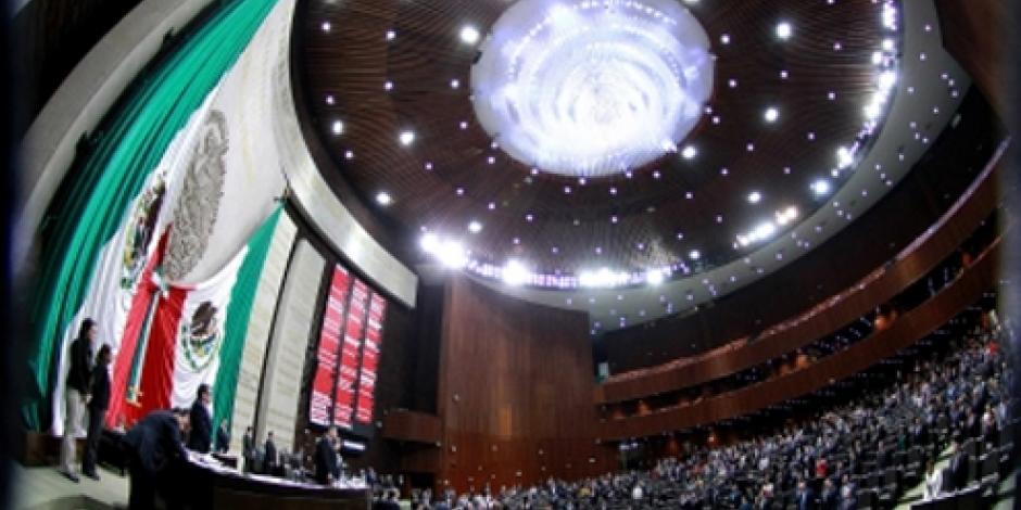 Cámara de Diputados publica su lista de integrantes al Constituyente