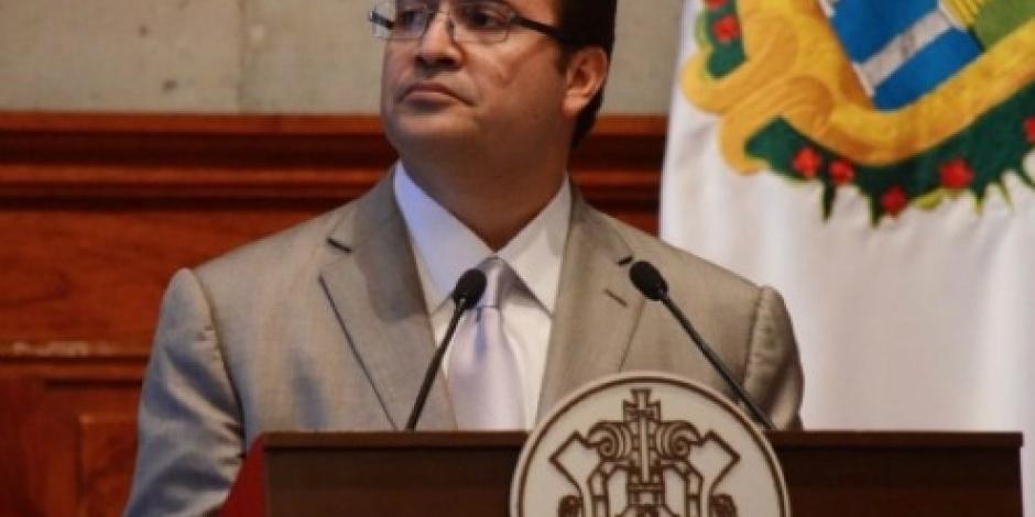 Ministerio de Seguridad de Costa Rica busca a Javier Duarte