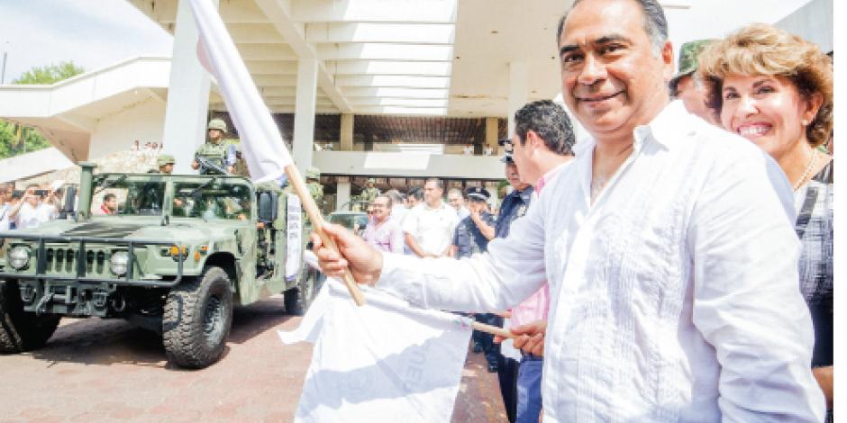 Guerrero refuerza seguridad