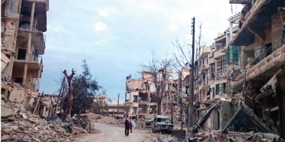 Aleppo sigue en guerra, pese a orden de Moscú
